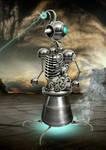 Robot by funkwood