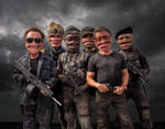 The Expendables by funkwood