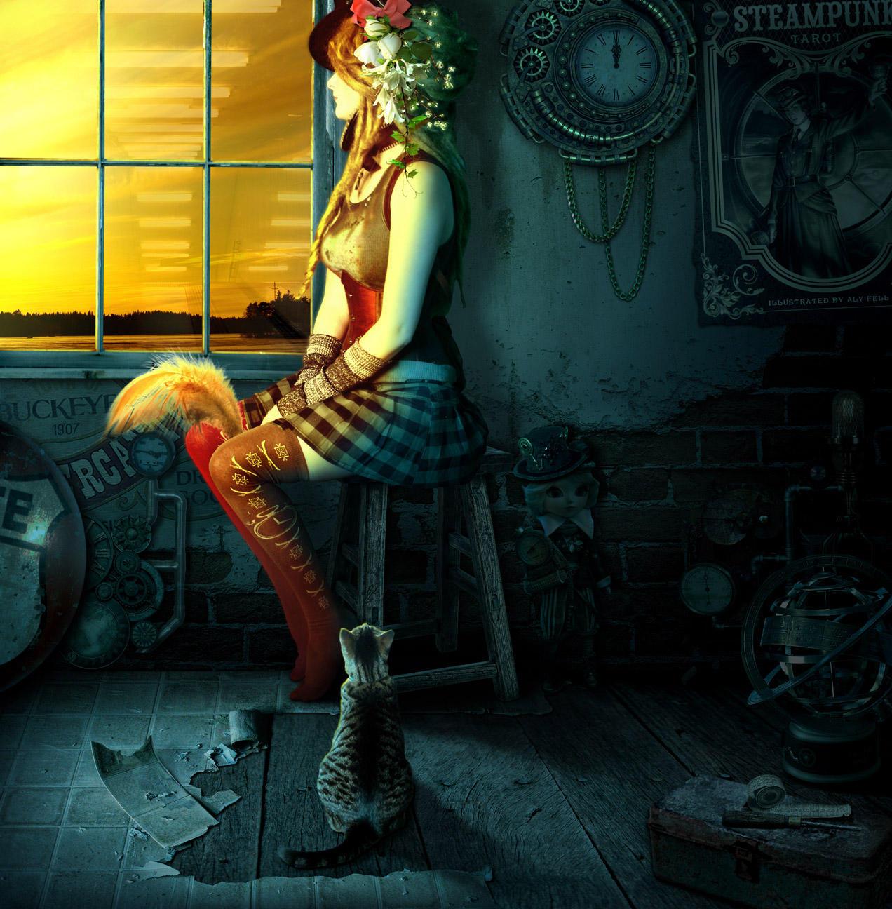 Dreamer by funkwood