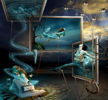 Surreal Fantasy by funkwood