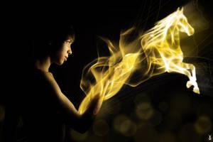 In Spirit Golden by Freak1992
