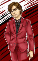 .:Suit and (bow)Tie:. by xGoldenLocks