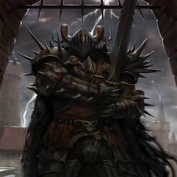 LON ShadowKnight Defender by dcwj