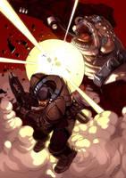 Gears of War Fanart by dcwj