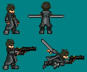 Deus Ex Machina by OneCallGat