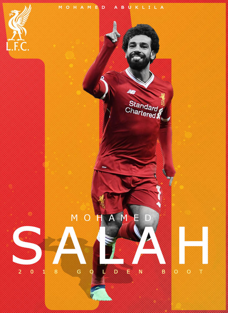 Mohamed Salah by AbuKlila