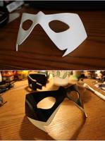 kotetsu t. kaburagi mask by resubee