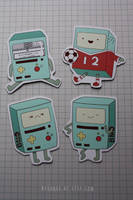 bmo magnets by resubee