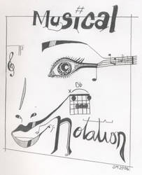 Musical Notation by SweetMelpomene