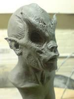 Demon design portrait by barbelith2000ad