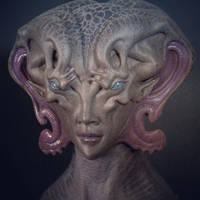 Alien kim by barbelith2000ad