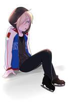 YoI: The Russian Yuri by tamisumimi