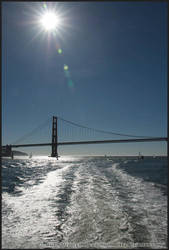 Golden Gate Ferry by juniormonkey