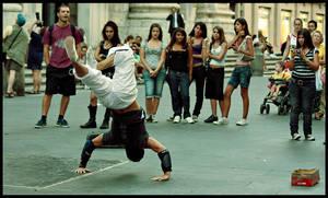 Upside - Urban Dance II by jeyheich