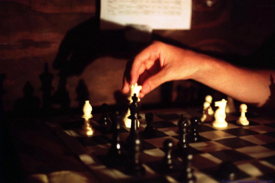 NSJ 2005 Night Chess by SparkyBluefang