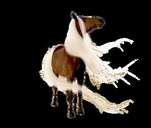 Horse Pre-Cut #3 by Satrumm