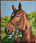 Horse by LaertanaArt