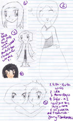 Awkward Sketch Dump is Awkward by bodiechan