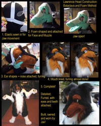 Lawrence Head Construction by Fursuit