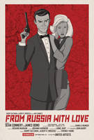 From Russia with Bond by jtchan