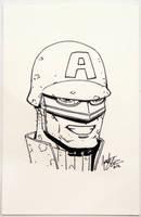 WWII Captain America - WonderCon 2012 by jtchan