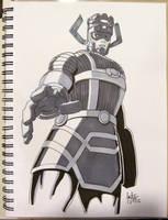 Galactus - WonderCon 2012 by jtchan
