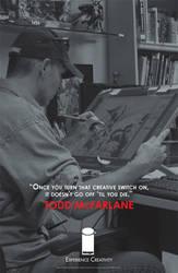 EXPERIENCE CREATIVITY: Todd McFarlane by jtchan