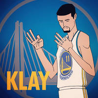 The quest begins for Klay by jtchan