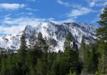 AthenaStock::Snowy Mountains 2 by AthenaStock