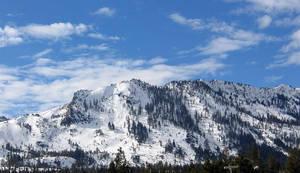 AthenaStock::Snowy Mountains 5 by AthenaStock