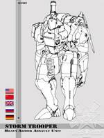 Storm Trooper by Creator350