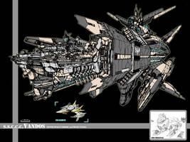 Vandos re-design by Creator350