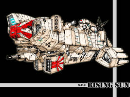 scc Rising Sun by Creator350