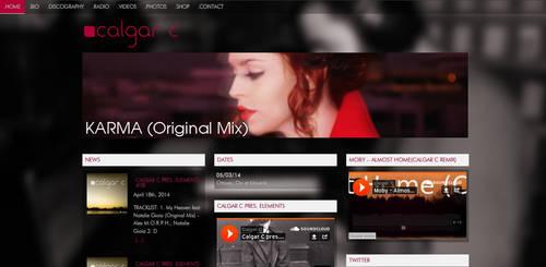 Calgar C Official Website by calgarc