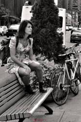 girl by calgarc