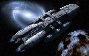 Battlestar Galactica by Balsavor