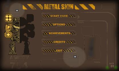 Metal Skin by vasile20022003