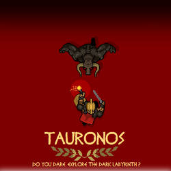 Tauronos Demo by vasile20022003