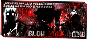 Banniere halloween 2013 pour AnS by Elya-Tagada
