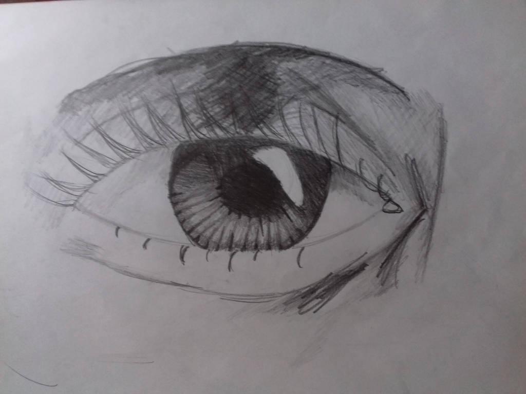 Eye by gotigwolf