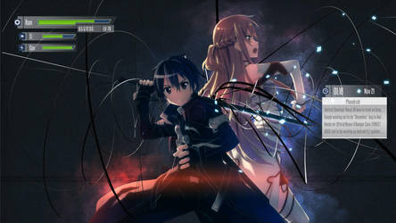 A Sword Art Online Tribute by Volmie