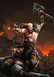 Barbarian by PapaOurs