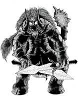 Ganon by Abornoth