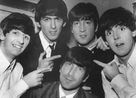Beatles Plus One by SteveFranciscus