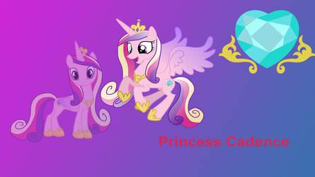 Princess Cadence Wallpaper by Shing385629