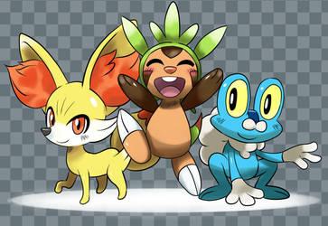 New Pokemon! by ss2sonic