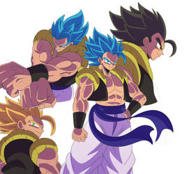 GO GOGETA by ss2sonic