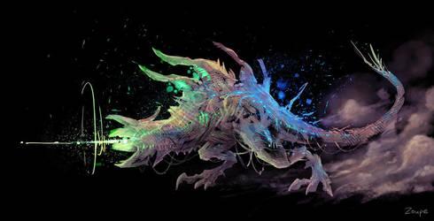Dragon by luffy2201