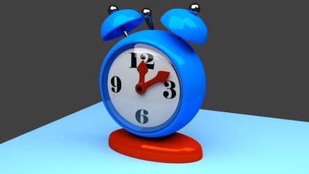 Clock by Bellzebob