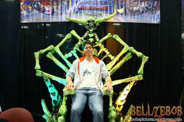 A Throne of Bones by Bellzebob